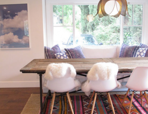 This Fall – Let's Layer it Up! Tips on How to Layer Rugs.
