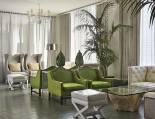 Go Green or Go Home: Greenery, Color of the Year!
