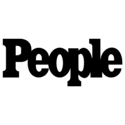 People logo in black and white